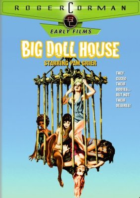 The Big Doll House movie poster (1971) poster MOV_c3913e62