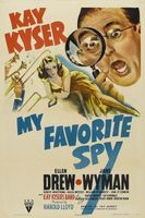 My Favorite Spy movie poster (1942) picture MOV_c393dc1e