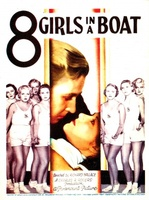 Eight Girls in a Boat movie poster (1934) picture MOV_c3947cc7