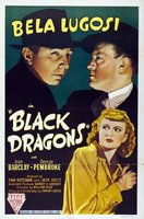 Black Dragons movie poster (1942) picture MOV_c39d3b23
