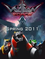 Voltron Force movie poster (2011) picture MOV_c3a2f99f