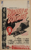 Women in Bondage movie poster (1943) picture MOV_c3a6ae9f