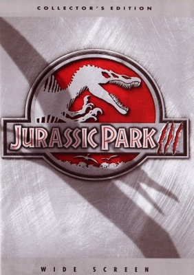 Jurassic Park III movie poster (2001) poster MOV_c3adc09a