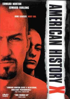 American History X movie poster (1998) poster MOV_c3adf294