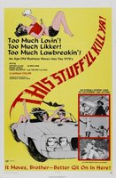 This Stuff'll Kill Ya! movie poster (1971) picture MOV_c3ae774a