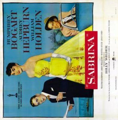 Sabrina movie poster (1954) poster MOV_c3aeefed
