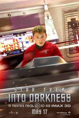 Star Trek Into Darkness movie poster (2013) poster MOV_c3affac6