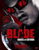 Blade: The Series movie poster (2006) picture MOV_c3b34f16