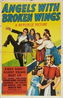 Angels with Broken Wings movie poster (1941) picture MOV_c3c00f01