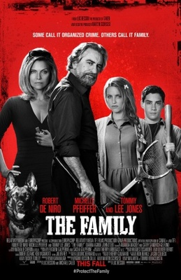 The Family movie poster (2013) poster MOV_c3c163ed