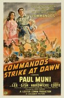 Commandos Strike at Dawn movie poster (1942) picture MOV_c3cf696f