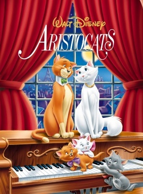 The Aristocats movie poster (1970) poster MOV_c3d48e81
