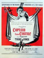 Captain from Castile movie poster (1947) picture MOV_adc20535