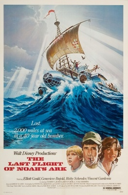 The Last Flight of Noah's Ark movie poster (1980) poster MOV_c3dacaf3