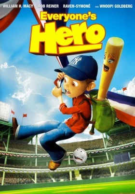 Everyone's Hero movie poster (2006) poster MOV_c3dbcfc0