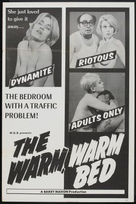 The Warm Warm Bed movie poster (1968) poster MOV_c3dd4850