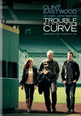 Trouble with the Curve movie poster (2012) poster MOV_c3f12705