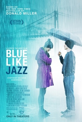 Blue Like Jazz movie poster (2012) poster MOV_c3f1331b