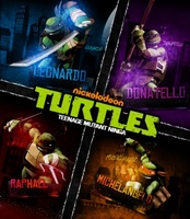 Teenage Mutant Ninja Turtles movie poster (2012) picture MOV_7981d746