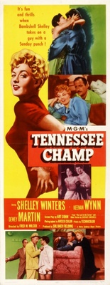 Tennessee Champ movie poster (1954) poster MOV_c3fbb7b4