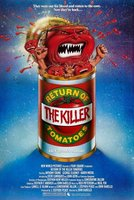 Return of the Killer Tomatoes! movie poster (1988) picture MOV_c3fd88ba