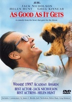 As Good As It Gets movie poster (1997) picture MOV_c3fe5e69
