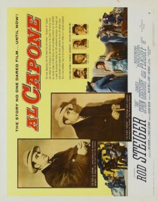 Al Capone movie poster (1959) poster MOV_c404ac41