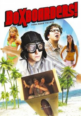 Boxboarders! movie poster (2006) poster MOV_c405a4e1