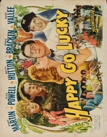 Happy Go Lucky movie poster (1943) picture MOV_c409bb14