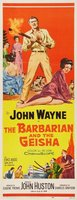 The Barbarian and the Geisha movie poster (1958) picture MOV_c40a35ab