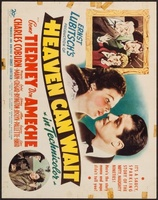 Heaven Can Wait movie poster (1943) picture MOV_c410b6d8