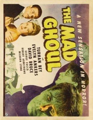 The Mad Ghoul movie poster (1943) poster MOV_c4123ff2