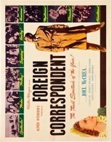 Foreign Correspondent movie poster (1940) picture MOV_c41778c8