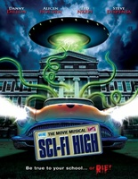 Sci-Fi High: The Movie Musical movie poster (2010) picture MOV_c420bc8b