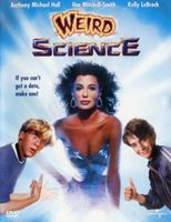 Weird Science movie poster (1985) picture MOV_c423bde3