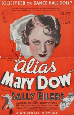 Alias Mary Dow movie poster (1935) poster MOV_c42a5f7c