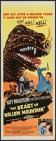 The Beast of Hollow Mountain movie poster (1956) picture MOV_c42d8b67