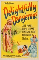 Delightfully Dangerous movie poster (1945) picture MOV_c432e033