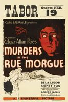 Murders in the Rue Morgue movie poster (1932) picture MOV_c4333006