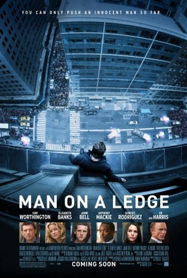 Man on a Ledge movie poster (2012) poster MOV_c44b2346