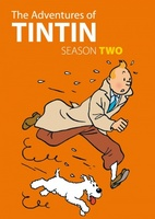 Les aventures de Tintin movie poster (1991) picture MOV_95e7ba56