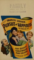 The Pursuit of Happiness movie poster (1934) picture MOV_c450a050