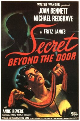 Secret Beyond the Door... movie poster (1948) poster MOV_c452a952