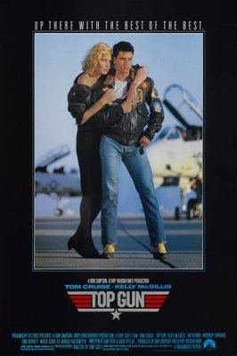 Top Gun movie poster (1986) poster MOV_c4553e33