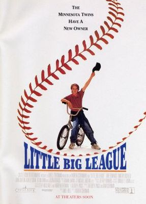 Little Big League movie poster (1994) poster MOV_c460e516