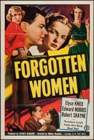 Forgotten Women movie poster (1949) picture MOV_c4625620