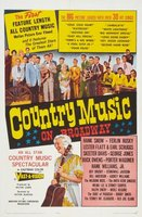Country Music on Broadway movie poster (1965) picture MOV_c46ea52c