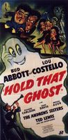 Hold That Ghost movie poster (1941) picture MOV_c4719e30