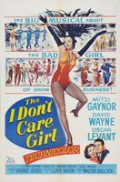 The I Don't Care Girl movie poster (1953) picture MOV_c472d1c4
