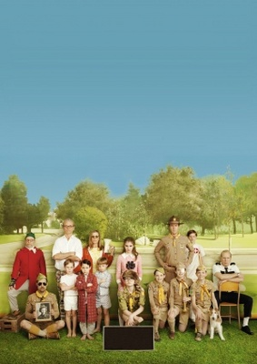 Moonrise Kingdom movie poster (2012) poster MOV_c47c2614